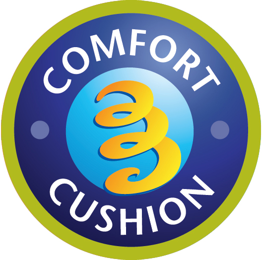 comfort and cushion