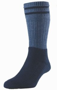 HJ Hall Protrek socks are made from merino wool to keep your feet warm and toasty