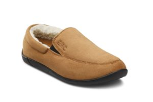 Dr. Comfort slippers are the next best thing to a log fire, and they come in a range of men's and women's styles.