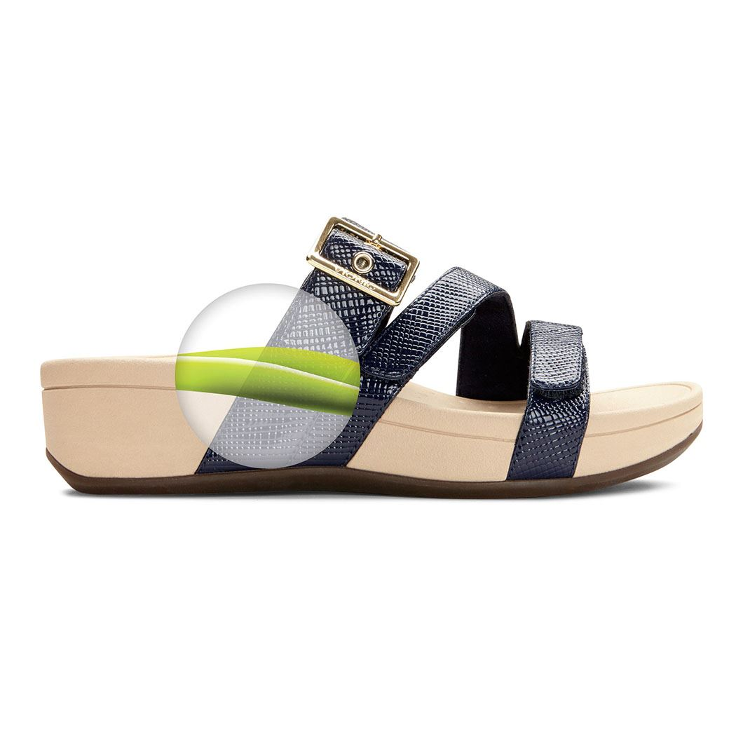 Vionic Women S Pacific Rio Sandals Footcareuk Com